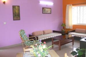Apartment room with a shared pool, by GuestHouser, Apartments  Saligao - big - 3