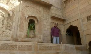 Narayan Niwas, Hotel  Jaisalmer - big - 19