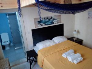 Blue Harbour B&B, Bed and breakfasts  Nadur - big - 5