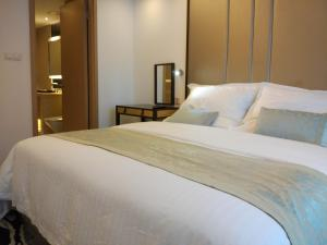 Global 188 Apartment, Apartmány  Suzhou - big - 41