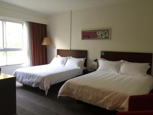 Jinjiang Inn Shunde Pedestrian Street Qing Hui Garden Mountain View, Hotel  Shunde - big - 16