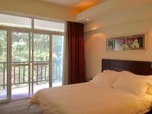 Jinjiang Inn Shunde Pedestrian Street Qing Hui Garden Mountain View, Hotely  Shunde - big - 11