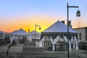 Tent accommodation on Jaislmer Khuri Main Road, Jaisalmer, by GuestHouser 10218