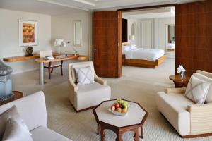 Familie-suite med 2 soveværelser (4 voksne + 2 børn)