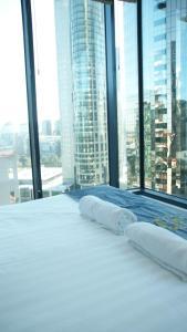 Southbank Skyhigh, Apartmanok  Melbourne - big - 61