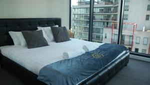 Southbank Skyhigh, Apartmanok  Melbourne - big - 62