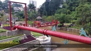 ZEN Villa near UNPAR, Penziony  Bandung - big - 7