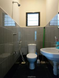 Richmondhill Residencies, Проживание в семье  Галле - big - 18