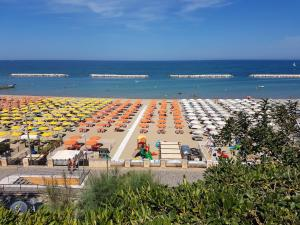 Hotel Fabbri, Hotel  Gabicce Mare - big - 18