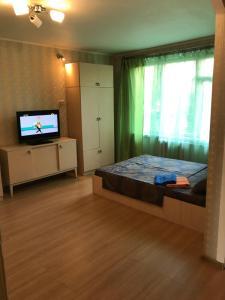 Apartment on Novoshukinskaya 4