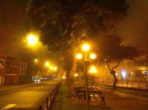 Departamento Miraflores, Ferienwohnungen  Lima - big - 2