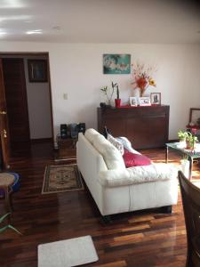 Departamento Miraflores, Ferienwohnungen  Lima - big - 3