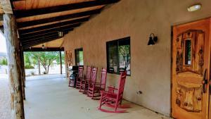 Stagecoach Trails RV Resort, Kempy  Julian - big - 52