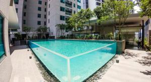 Studio @ Mercu Summer Suites KLCC, Apartmány  Kuala Lumpur - big - 12