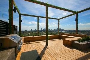 SUPERB 180degree VIEWS *POOL GYM PARKING WIFI, Appartamenti  Melbourne - big - 2