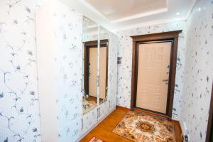 New apartment Lazurniy kvartal center, Apartments  Astana - big - 5