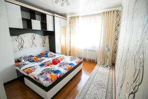 New apartment Lazurniy kvartal center, Apartments  Astana - big - 9