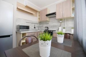 Apartments on Park Chelyuskintsev, Apartmány  Minsk - big - 1