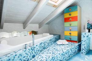 Hintown Villa a Mandello del Lario, Vily  Abbadia Lariana - big - 32