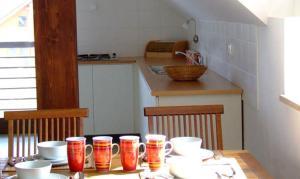 Motylov, Апартаменты  Велька Ломница - big - 4
