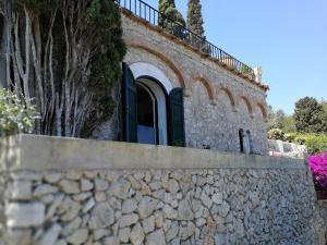 Villa La Sosta, Виллы  Капри - big - 24