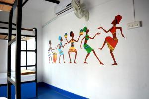 HosteLaVie - Varanasi, Hostely  Varanasi - big - 45