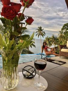 Bintana Sa Paraiso, Курортные отели  Mambajao - big - 81