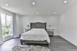 QuickStay - Classy 5bdrm House in Vaughan, Ferienhäuser  Toronto - big - 35