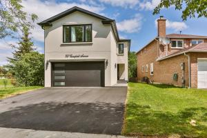 QuickStay - Classy 5bdrm House in Vaughan, Ferienhäuser  Toronto - big - 38