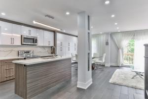 QuickStay - Classy 5bdrm House in Vaughan, Ferienhäuser  Toronto - big - 45