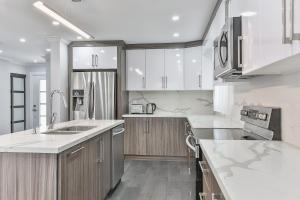 QuickStay - Classy 5bdrm House in Vaughan, Ferienhäuser  Toronto - big - 65