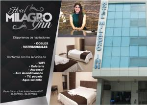 Hotel Milagro Inn, Hotels  Milagro - big - 27