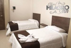 Hotel Milagro Inn, Hotels  Milagro - big - 2