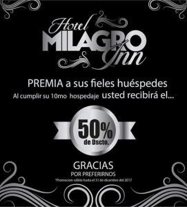 Hotel Milagro Inn, Hotels  Milagro - big - 5