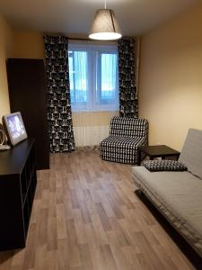 Apartments on Okhtinskaya Alleya