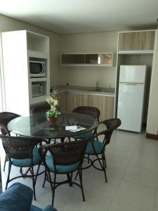 Apartamento Cobertura Com Piscina Privativa Praia Ingleses, Apartments  Florianópolis - big - 4
