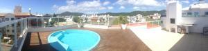 Apartamento Cobertura Com Piscina Privativa Praia Ingleses, Apartments  Florianópolis - big - 1