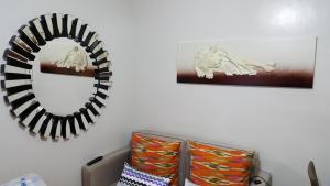 SoleMare Parksuites LuxSensa, Appartamenti  Manila - big - 18