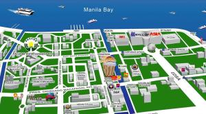 SoleMare Parksuites LuxSensa, Appartamenti  Manila - big - 38