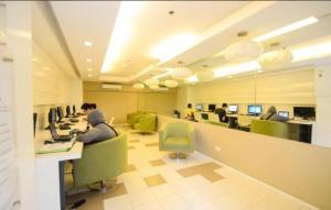 SoleMare Parksuites LuxSensa, Appartamenti  Manila - big - 42
