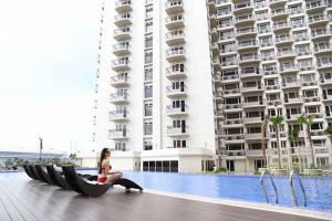 SoleMare Parksuites LuxSensa, Appartamenti  Manila - big - 55