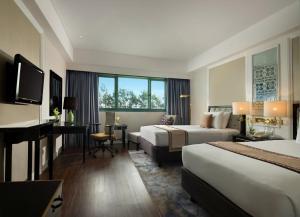 Melia Purosani Hotel Yogyakarta, Szállodák  Yogyakarta - big - 8