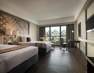 Melia Purosani Hotel Yogyakarta, Szállodák  Yogyakarta - big - 5