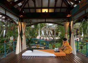 Melia Purosani Hotel Yogyakarta, Szállodák  Yogyakarta - big - 41