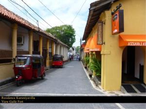 Residence Kuruniyavilla, Apartmány  Unawatuna - big - 50
