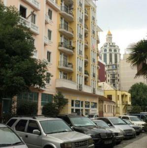 квартира, Apartmány  Batumi - big - 9