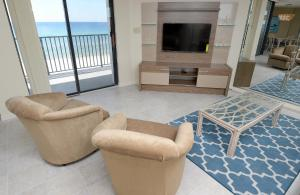 Aqua Vista 402-W Condo, Apartmány  Panama City Beach - big - 1