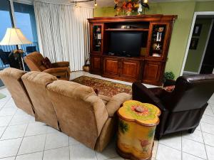 Long Beach 501 Tower 4 Condo, Apartments  Panama City Beach - big - 34