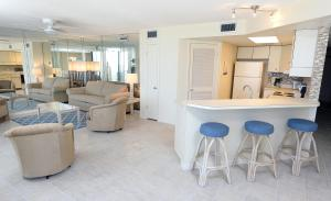 Aqua Vista 402-W Condo, Apartmány  Panama City Beach - big - 16