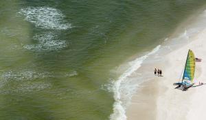 Tidewater 1307 Condo, Apartmány  Panama City Beach - big - 16